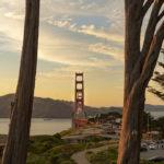 San Francisco Instagram photo of Golden Gate Bridge